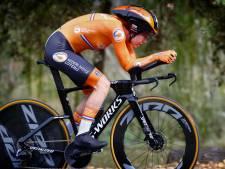 La Néerlandaise Anna van der Breggen championne du monde sur le chrono, Dygert chute lourdement