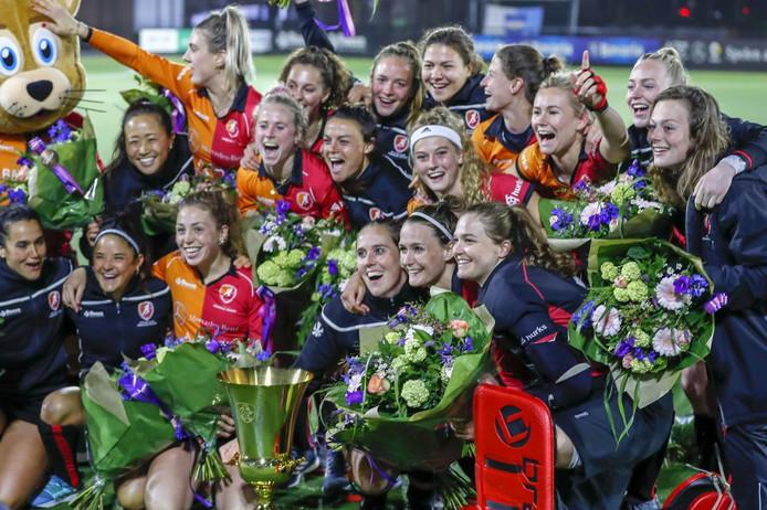 Oranje-Rood wint de Gold Cup
