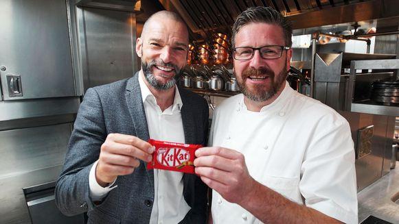 In Engeland, waar 'Snackmasters' vorig jaar werd gelanceerd, is de show een grote hit.