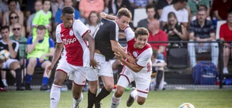 Quick'20 ondanks prachtige strafschop kansloos tegen Ajax
