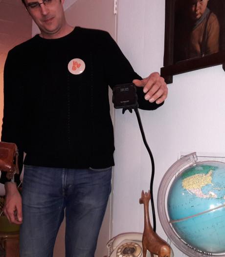 Tweedehands spullen en een liberaal praatje in kringloopwinkel VVD Oss