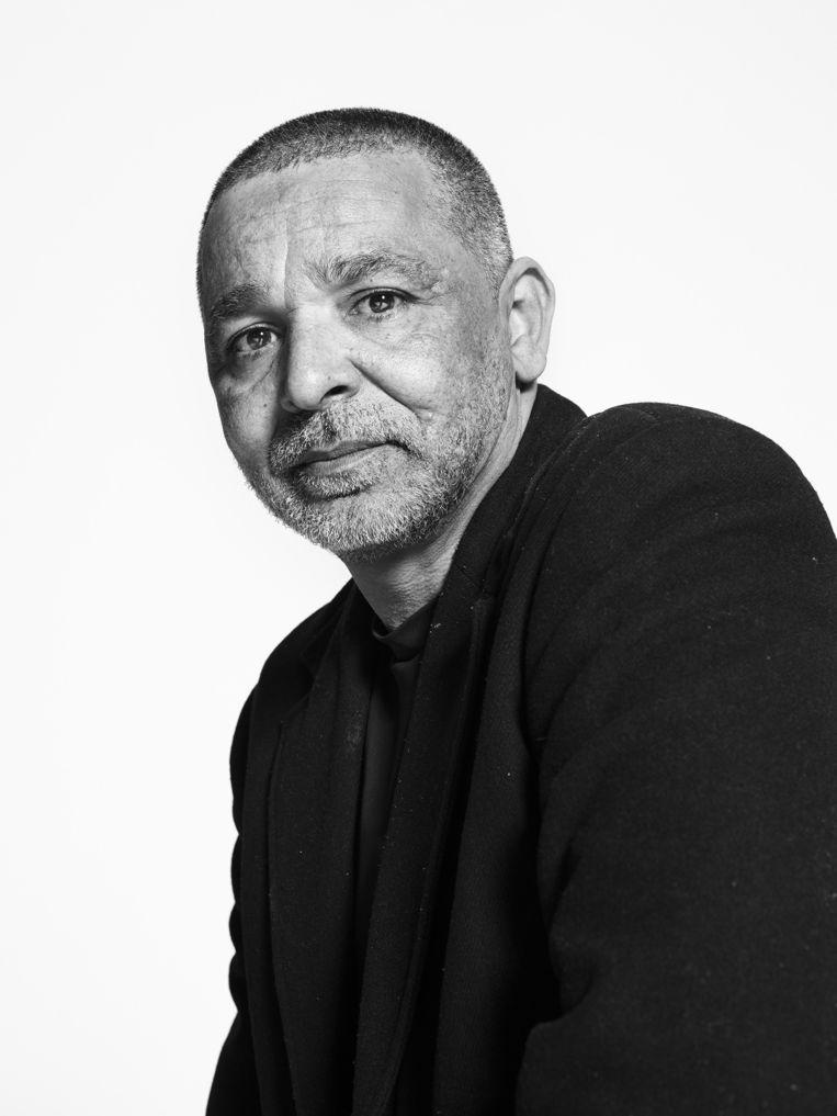 Mohamed El Majdoubi. Beeld Robin De Puy