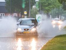 Code geel voor Brabant: KNMI waarschuwt verkeer voor onweer