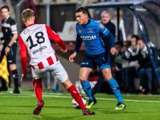LIVE | Helmond Sport op achterstand tegen TOP Oss na goal Van der Biezen