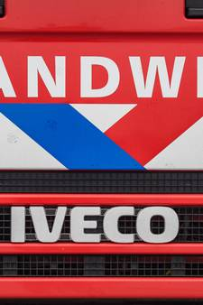 Bed in brand in Losserse woning