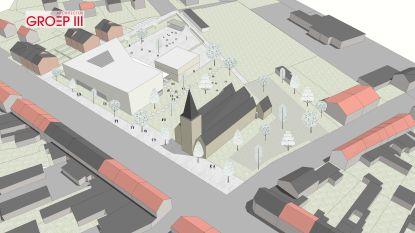 Centrum Beitem krijgt facelift: nieuwe school, meer groen en wijkcentrum in ontwijde kerk