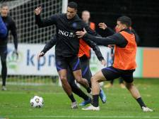 Positieve test bij Jong Oranje: Vitessenaar Doekhi in quarantaine