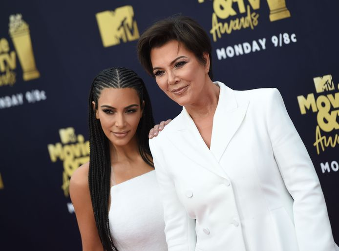 Kris Jenner emotioneel over einde 'Keeping Up With The ...