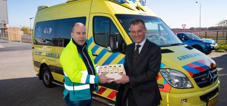 Urk blij met ambulancepost, maar zorgen over de zorg blijven