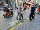 Winkelpubliek in Breda verleiden om ook eens een andere straat te pakken