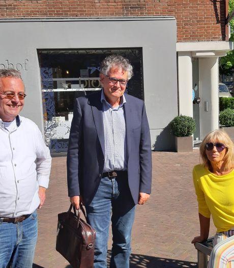 Niet iedereen is blij met het nieuwe terras van De Appel in Hengelo