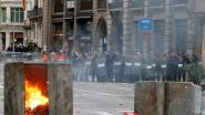 LIVE. Meer dan half miljoen betogers in Barcelona, eerste opstootjes bij aparte manifestatie