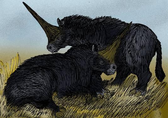 Elasmotherium sibiricus