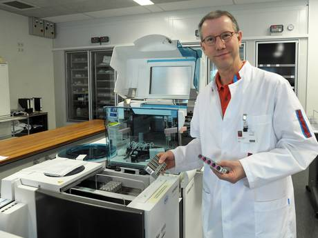 Laboratorium ziekenhuis Zorgsaam heeft het voor mekaar