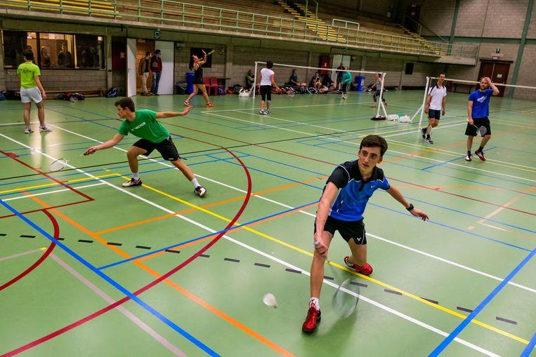 Sporthal Den Willecem (archiefbeeld)