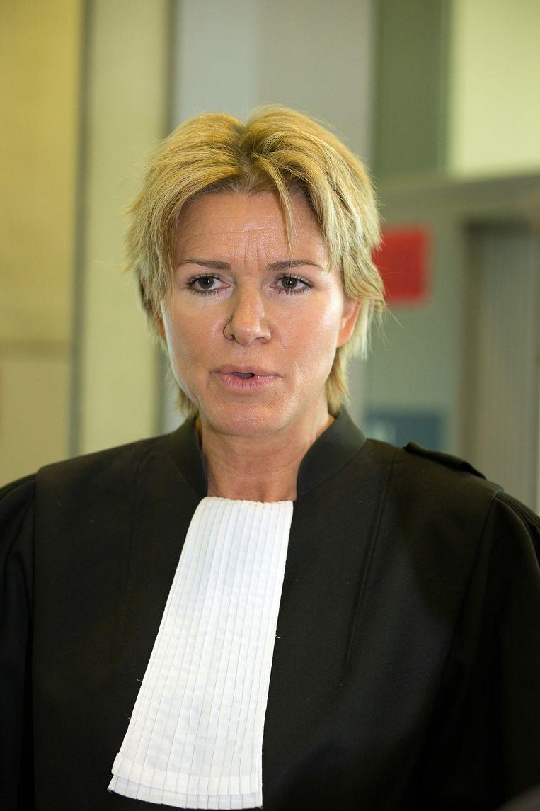 Advocaat Christine Mussche vertegenwoordigt tien van de anonieme slachtoffers.