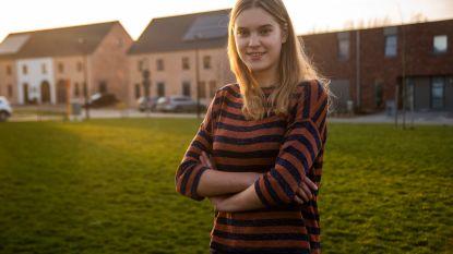 Febe (15) is jongste kandidate voor Top Model Belgium