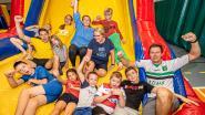 Kinderen met beperking genieten met volle teugen van G-sportkamp