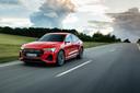 Audi E-Tron S Sportback.