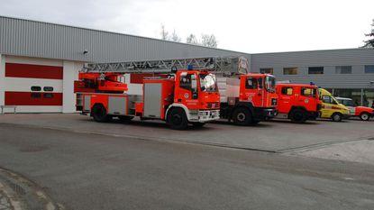 Brandweerkazerne hele dag dicht nadat één collega zich ziek meldt