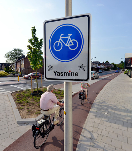 Moeder omgekomen Yasmine uit Hengelo onder de indruk van verkeersbord