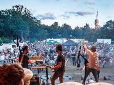 Wild Romance opent Palm Parkies concerten