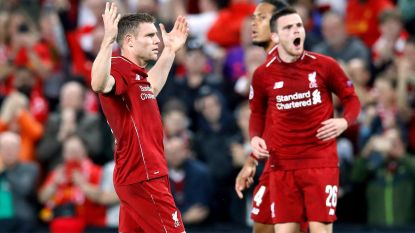 Scorende Meunier kan nederlaag tegen groots Liverpool niet afwenden: PSG start kampioenenbal in mineur na late goal Firmino