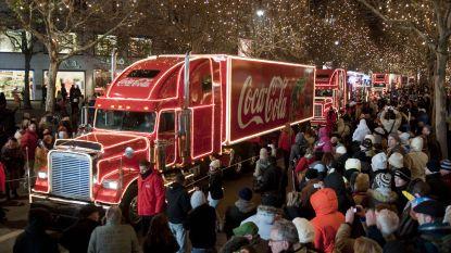 Kersttruck van Coca-Cola stuit op weerstand in Groot-Brittannië