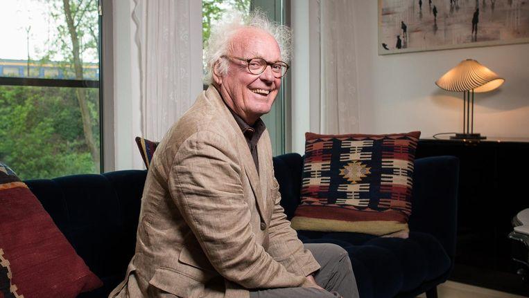 Henk Spaan: 'Ik denk dat in meer dan 90 procent van de azc's in Nederland alles gesmeerd loopt' Beeld Mats van Soolingen