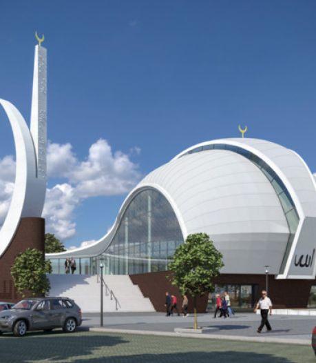 Bouw grote moskee in Enschede loopt opnieuw fikse vertraging op