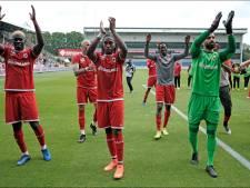 """Le cadeau d'adieu de Mbokani: """"C'était mon dernier match pour l'Antwerp"""""""