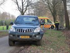 Fietser gewond bij aanrijding in Ruurlo