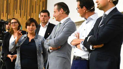 Drie maanden voor verkiezingen fileren Noël Slangen en Jan Segers Vlaamse partijen