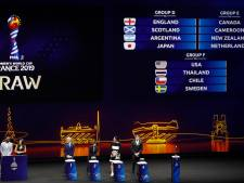 Oranje Leeuwinnen opnieuw tegen Canada en Nieuw-Zeeland op WK