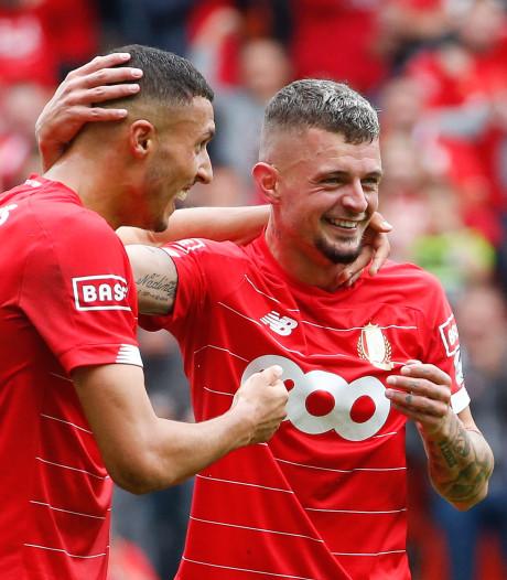Lestienne helpt Standard Luik aan zege