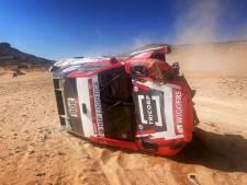 Bernhard ten Brinke na crash in Dakar: 'Het had ook heel anders af kunnen lopen'