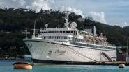 'Mazelenschip' terug naar Curaçao, maar passagiers mogen niet zomaar van boord