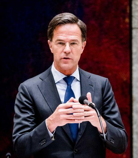 Rutte: Voor acute strijd tegen corona heeft EU geen meerwaarde
