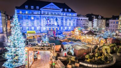 Dit zijn de mooiste kerstmarkten in België en over de landsgrenzen heen