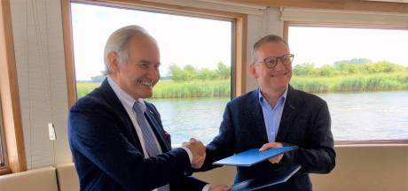Turks en Belgisch bedrijf ontwikkelen in North Sea Port draaischijf voor internationaal transport