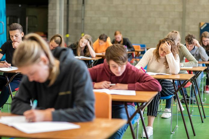 De resultaten van de centrale examens moeten komend jaar echt beter.