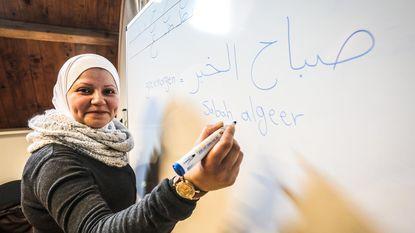 """OCMW gaat werknemers basiscursus Arabisch leren: """"Moet ijs breken"""""""