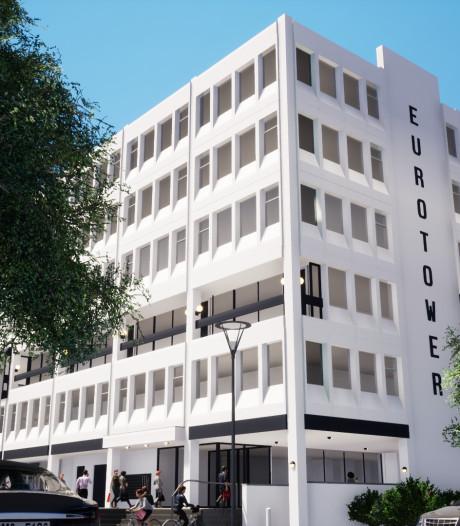 81 appartementen in leegstaande kantoorkolos Lelystad