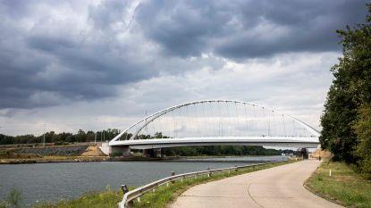 Opnieuw vertraging voor werken aan kanaalbrug