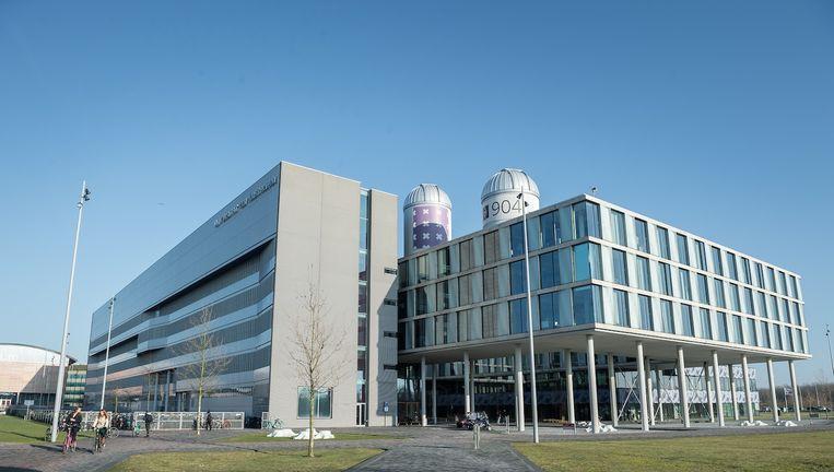 Locatie van de Universiteit van Amsterdam op het Science Park. Beeld Mats van Soolingen / www.matsvansoolingen.com