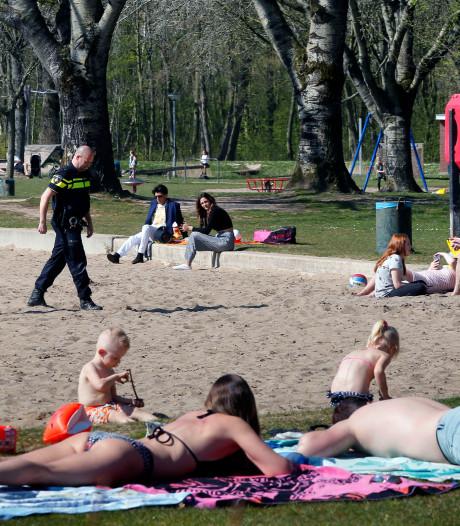 Biesbosch blijft op lentedag in coronatijd een trekpleister: 'Die drukte is echt onbegrijpelijk'