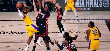 La NBA espère le retour des fans la saison prochaine avec des tests rapides