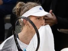 """Mertens après sa victoire sur Anisimova: """"Je suis motivée pour bien terminer l'année"""""""