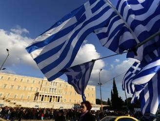 Duizenden mensen betogen in Athene tegen besparingen