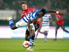 NEC flikt het ook tegen koploper De Graafschap: scoren in de laatste minuut
